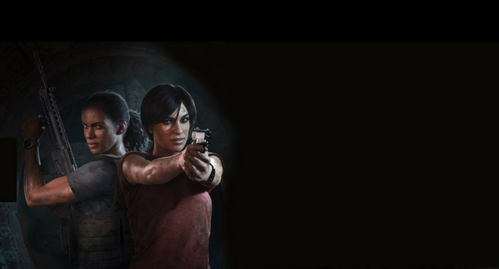 6. Uncharted: The Lost Legacy