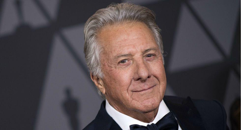 Dustin Hoffman, denunciado por varias mujeres de acoso sexual