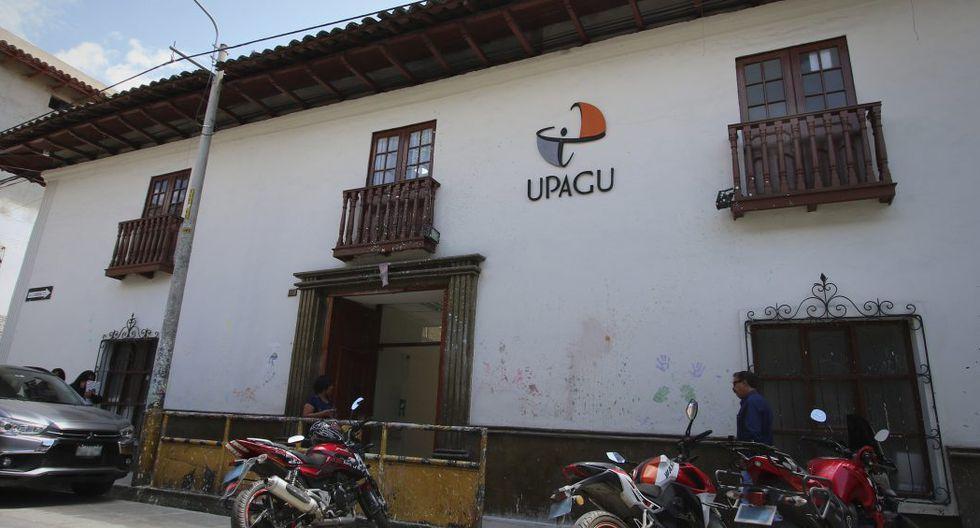 La Upagu es una universidad privada de naturaleza societaria creada en 1998 en la ciudad y región de Cajamarca. (Foto: Sunedu)