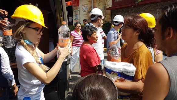 Belinda voluntaria