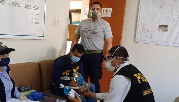 Se habrían cometido irregularidades en la compra de material biomédico para la Policía en Piura y Tumbes. (Foto: Fiscalía)