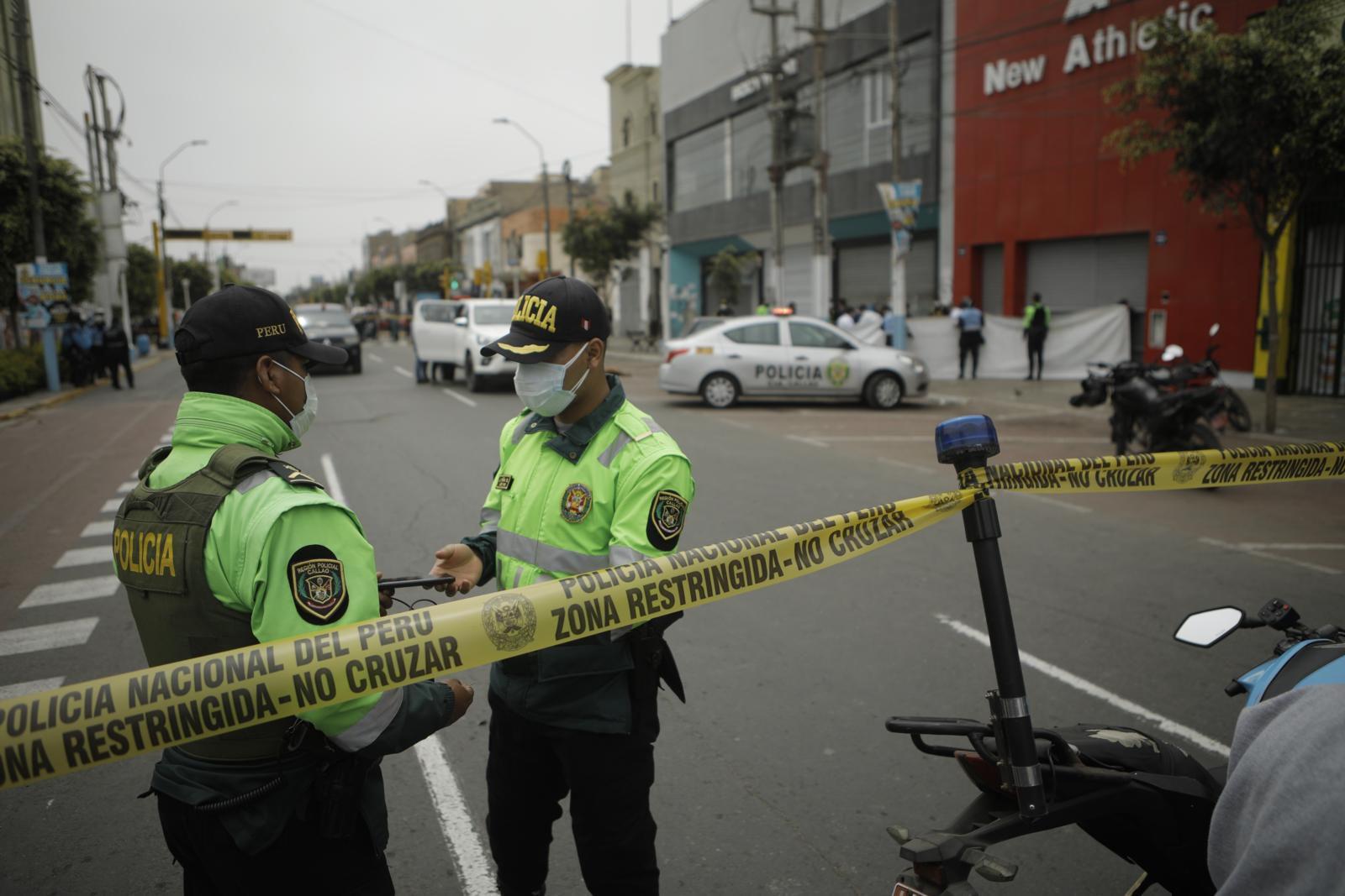 Crimen ocurrió delante de muchas personas. | Foto: Joel Alonzo