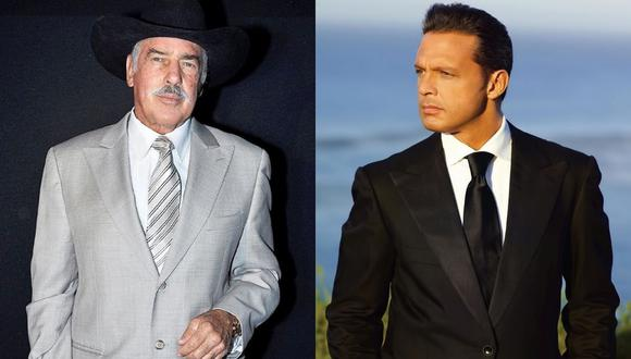 Andrés García ha revelado por Luis Miguel se distanció con él y a pesar de todo, espera volver a hablar con él  (Foto: Televisa)