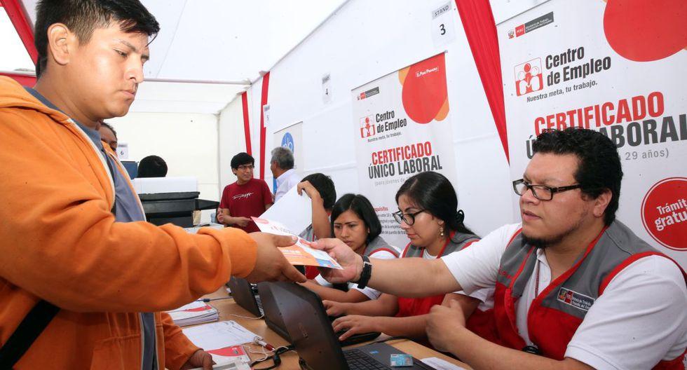 'Maratón del empleo' ofrecerá más de 500 puestos de trabajo. Foto: Difusión