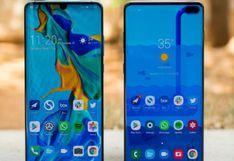 Huawei P30 Pro vs Samsung Galaxy S10+: precios, características y todo sobre estos smartphones