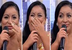 """Paloma de la Guaracha a Melcochita por burlarse de su aspecto físico: """"¿No se acuerda cuando me 'chapó'?"""""""
