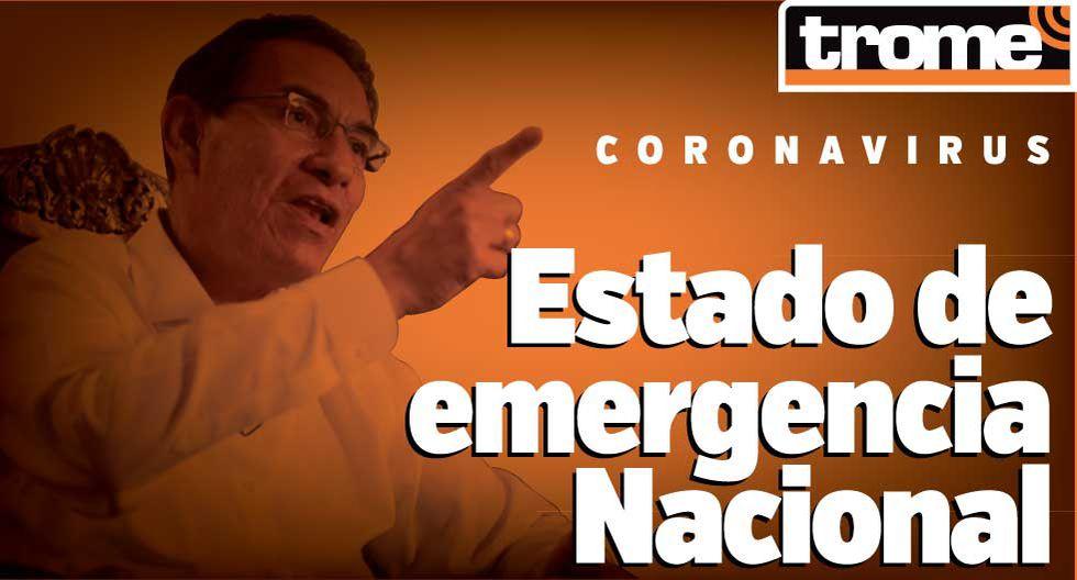 Estado de Emergencia Nacional