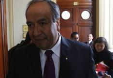 Jorge Acurio Tito: se entregó exgobernador regional de Cusco para cumplir sentencia de 4 años de cárcel