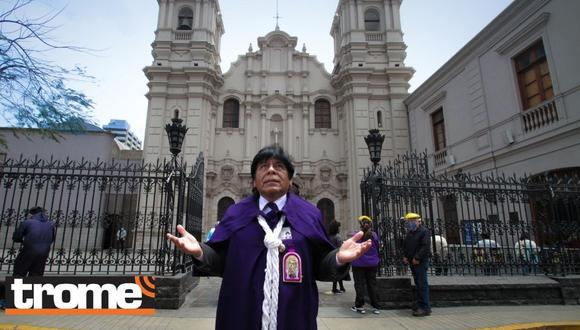 Juan Huiza  es contador de profesión. (Foto: Trome)