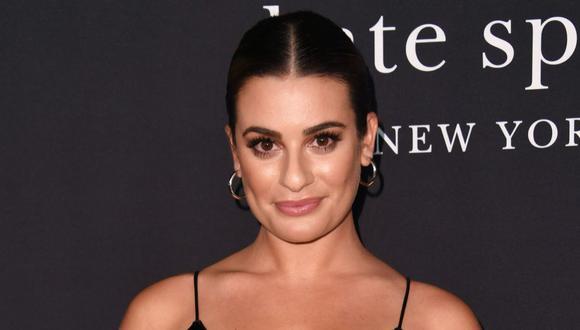 La actriz Lea Michele anunció su embarazo en mayo de este año por su cuenta de Instagram. (Foto: Valerie Macon / AFP)