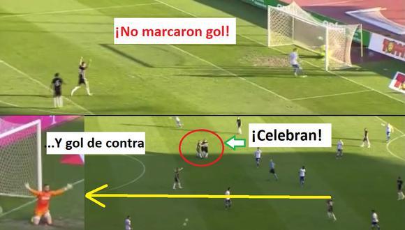 Videos virales: Festejaron gol que no convalidaron y les anotan de contragolpe ¡Increíble!