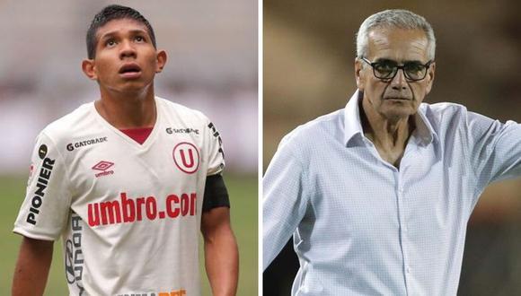 Edison Flores tuvo esta reacción tras salida de Gregorio Pérez