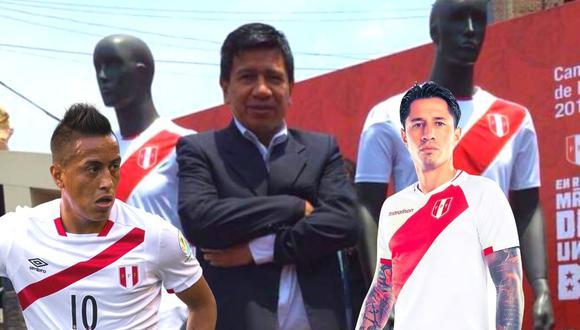 Christian Cueva: Silvio Valencia revela detalle oculto en la selección (Foto: GEC)