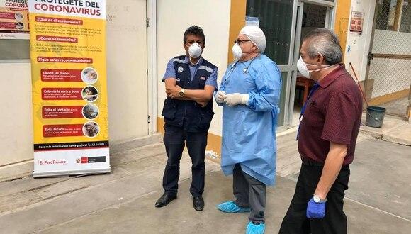 Se reportó un nuevo caso de coronavirus en la región Lambayeque, por lo que la cifra se elevó a 30. (Foto: Geresa Lambayeque)
