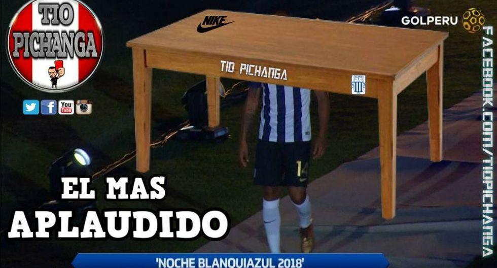 Memes de Alianza Lima