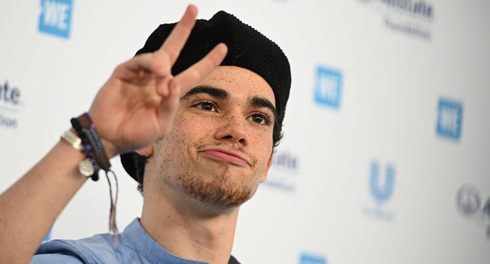 El joven actor Cameron Boyce falleció a los 20 años mientras dormía en su casa de Los Ángeles. (Foto: AFP)