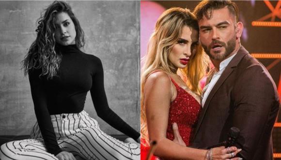 """""""El artista del año"""": Milett Figueroa se convirtió en """"María, la del barrio"""" en la sexta gala. (Foto:Instagram)."""