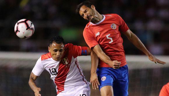 Perú vs Costa Rica: EN VIVO Canal Tv Online Amistoso por fecha FIFA