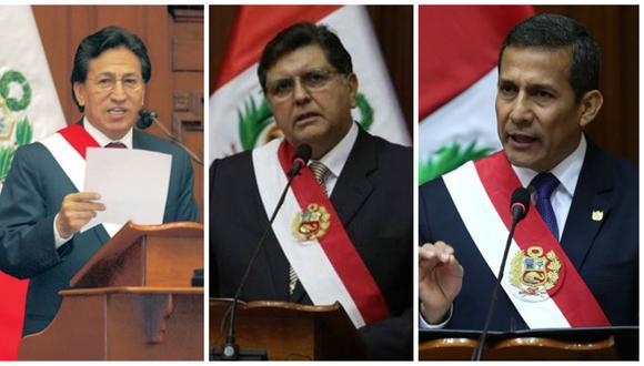 Exmandatarios tendrán que declarar ante la nueva Comisión Lava Jato.