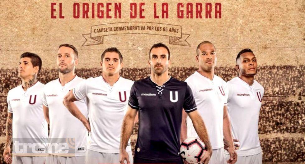 Universitario estrenará camiseta de edición limitada por 95 Aniversario.