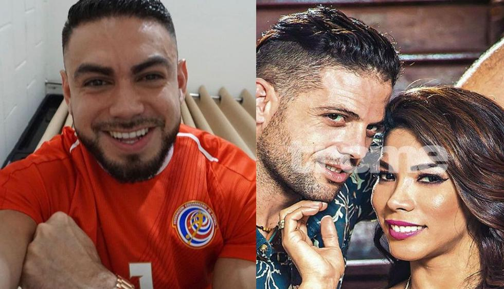 Karen Dejo dijo que su pareja Lucas Piro le hará el pare a Coto Hernández por decir que morocha siente celos por él.