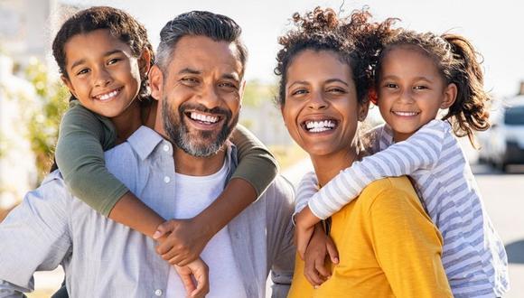 Para promover el desarrollo sano del niño es fundamental que se encuentre en contacto con sus figuras de referencia. Por eso, los padres deben pasar tiempo de calidad con los menores. Foto: iStock.