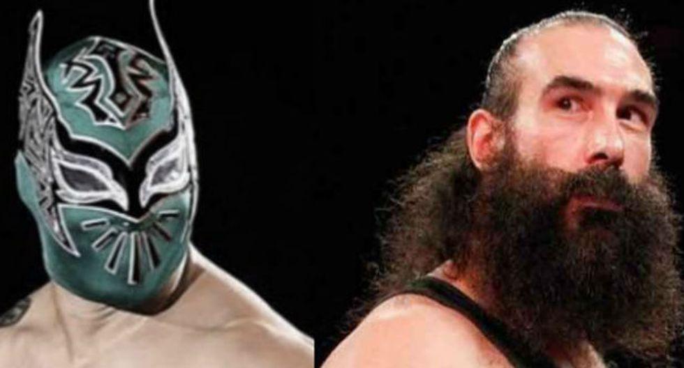 Sin Cara y Harper ya no forman parte de WWE. (Redes sociales)