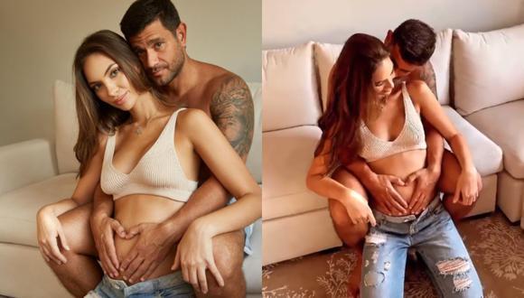 Natalie Vértiz ya sabe el sexo de su bebé. (Foto: @msperu)