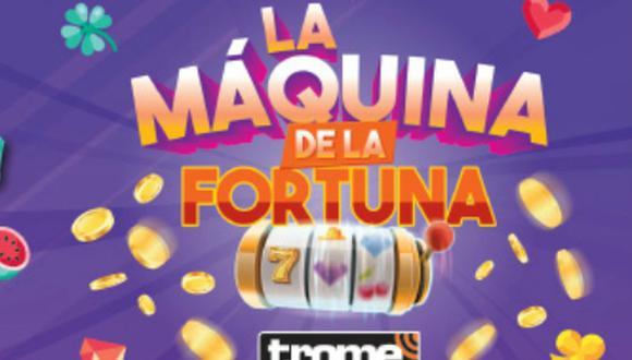 La Máquina de la Fortuna de Trome