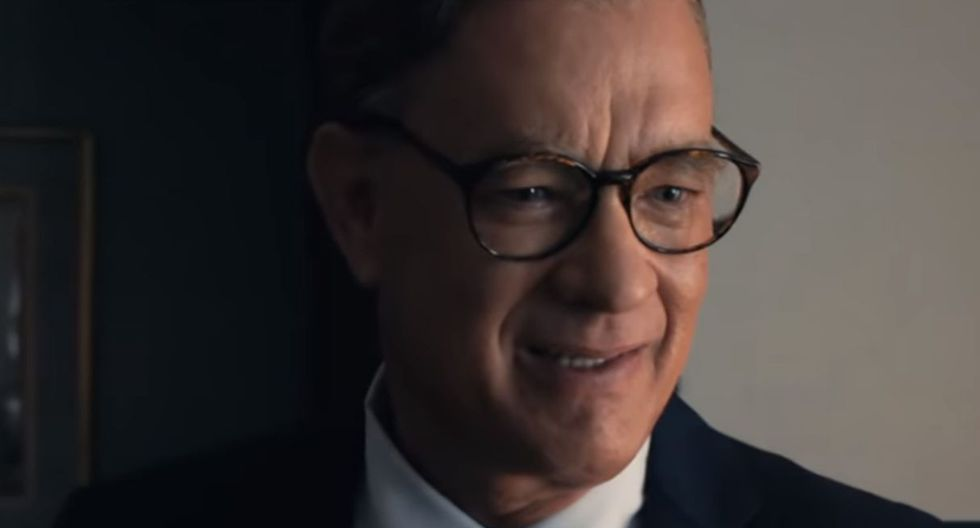 "Tom Hanks protagoniza el primer tráiler oficial de ""A Beautiful Day in the Neighborhood"". (Foto: Sony Pictures Entertainment)"