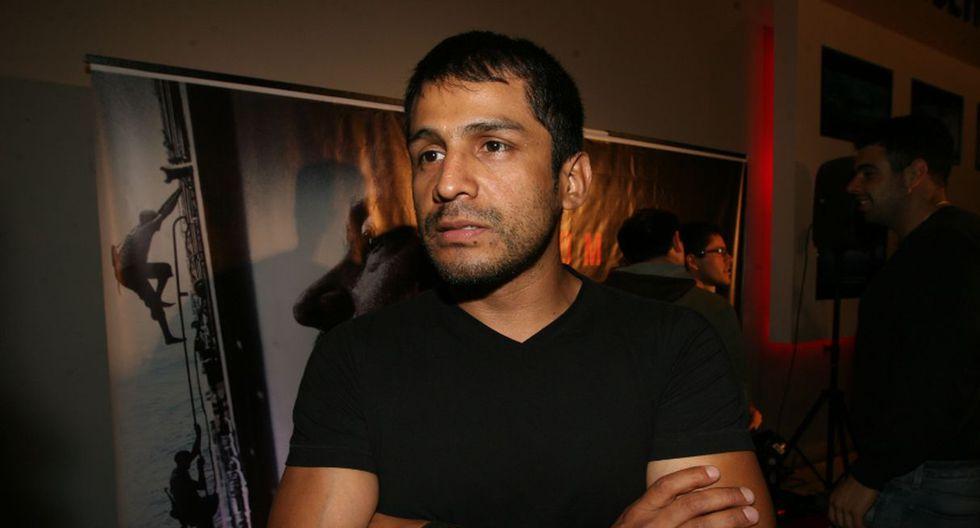 """Gerardo Zamora: """"Para actuar en televisión no necesitas ser actor"""". (Foto: GEC)"""