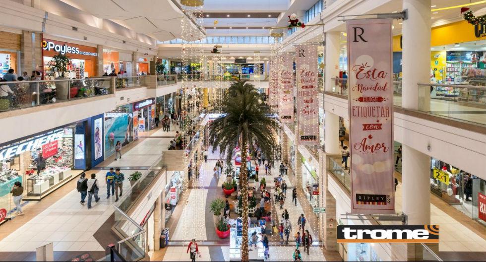 Mejoran expectativas de ventas en centros comerciales por Navidad. (Isabel Medina)