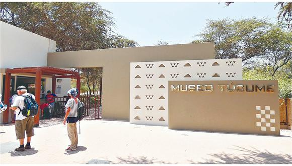 Lambayeque: museos y sitios arqueológicos reabrirán sus puertas desde el 15 de octubre (Foto referencial).
