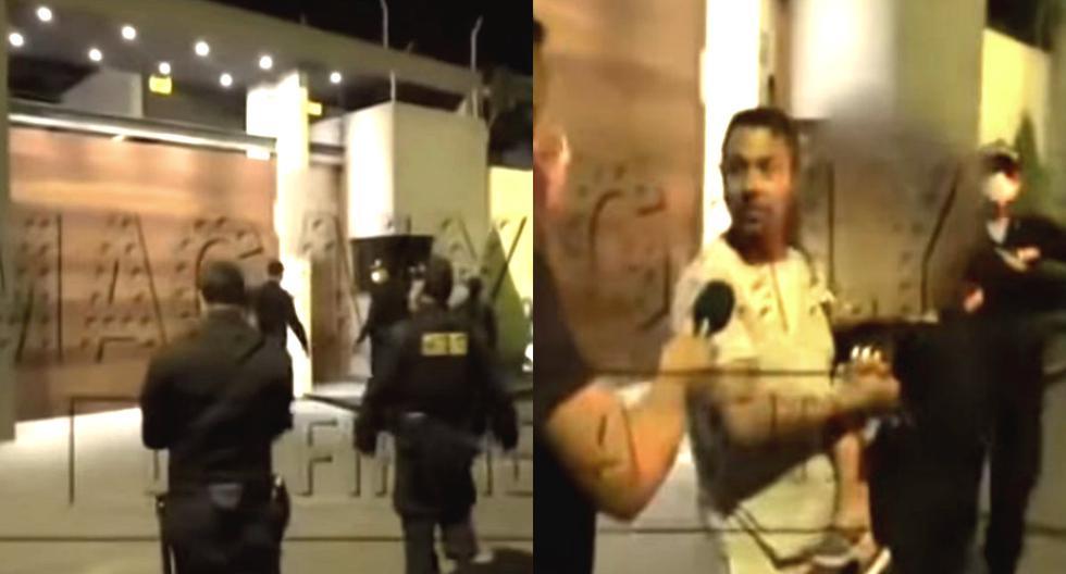 Detienen a Nolberto Solano tras asistir a reunión en residencia de La Molina | TROME