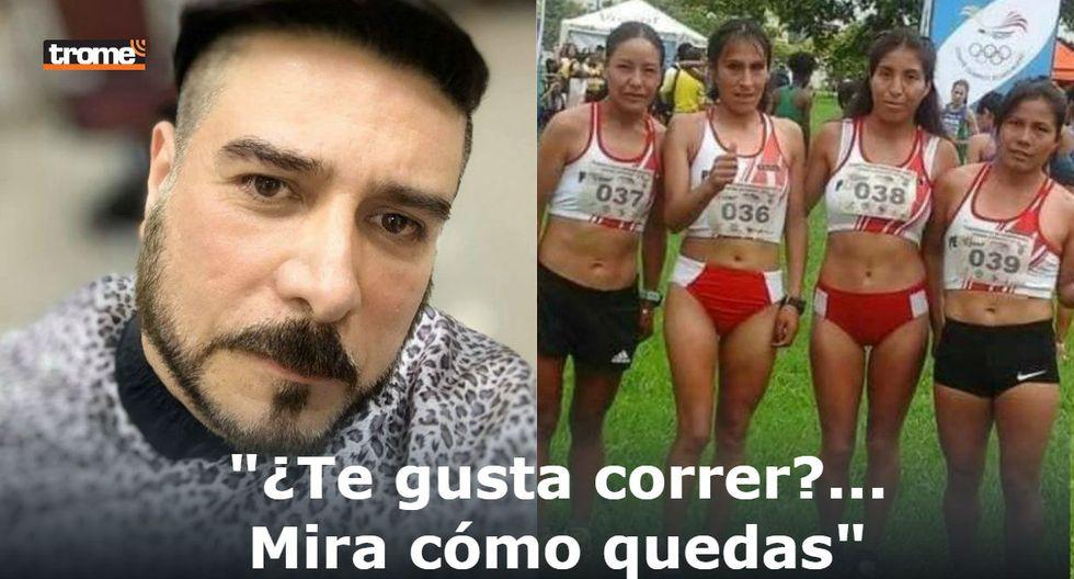 Médico denigra a maratonistas por su aspecto físico (TROME)