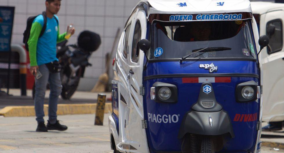 Luego de la multa, la municipalidad tomará como medida el internamiento del vehículo y será devuelto una vez que se pague la infracción. (Foto: GEC)