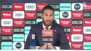 """Ramos: """"Acepto la oferta y me dicen que ha caducado"""""""