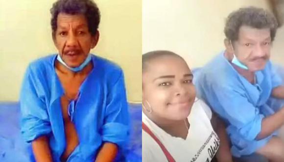 Fue internado por un preinfarto, lo declaran muerto y sus hijas se enteran que estaba vivo por foto viral | TROME