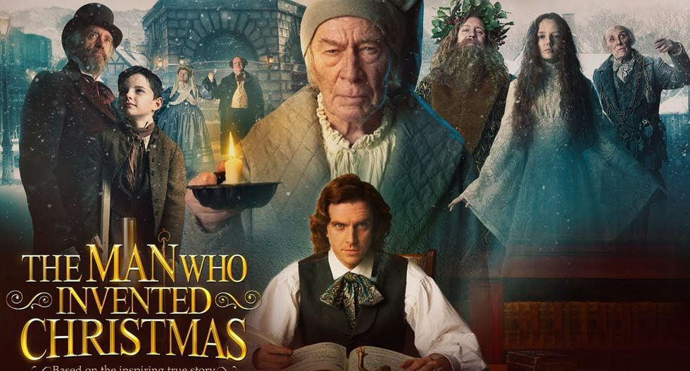 16. The Man Who Invented Christmas (2017) (Foto: RottenTomatoes)