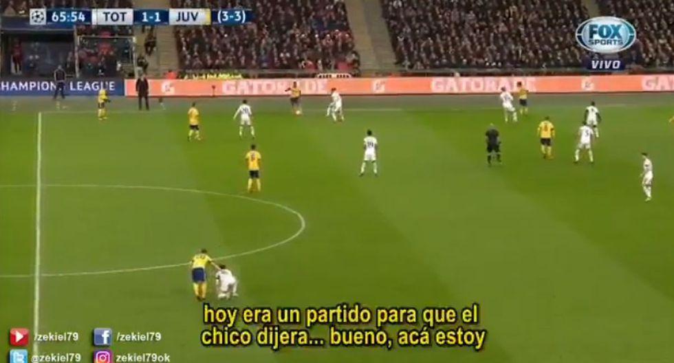 Youtube viral: Mariano Closs sufrió troleo en vivo, con gol de Dybala al instante que recibió duras críticas