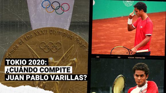 Tokio 2020: ¿Cuándo competirá Juan Pablo Varillas?