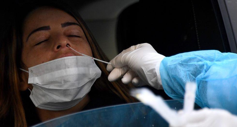 En Estados Unidos lanzaron un dispositivo que es capaz de detectar si un paciente tiene coronavirus COVID-19 en solo 5 minutos. (Foto: AFP/Referencial)