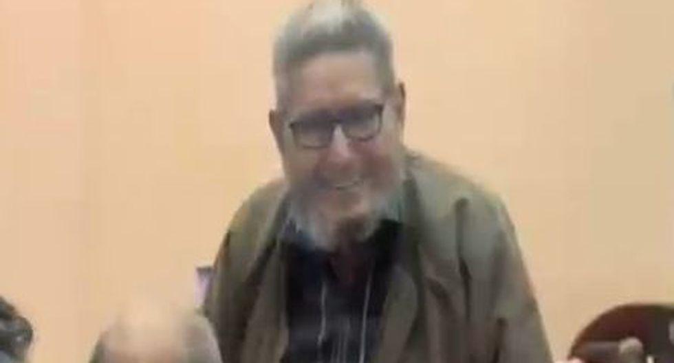Osmán Morote: Abimael Guzmán feliz por arresto domiciliario dictado al ex número 2 de Sendero Luminoso