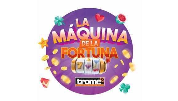Mañana más cartillas de 'La Máquina de la Fortuna'