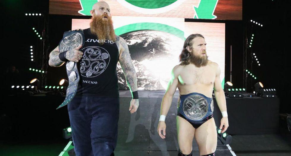 Roman, Bryan, Strowman y Rey Mysterio estarán en nuestro país. (WWE)