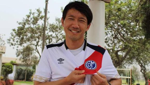 Masakatsu Sawa jugó en Unión Huaral en la temporada 2019. (Foto: Deportivo Municipal)