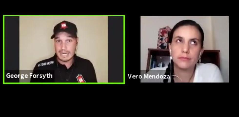 El último lunes se realizó el debate de Educación por las Elecciones generales de Perú de 2021. Sin embargo, lo que más llamó la atención fue la cara de Verónika Mendoza cuando escuchaba las propuestas de George Forsyth.