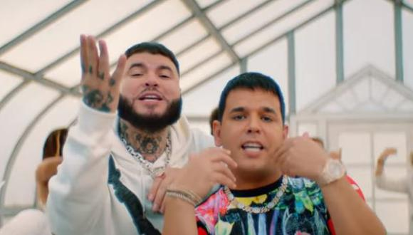 """Tito """"El Bambino"""" y Farruko lanzan nuevo sencillo juntos, """"Se Va"""" (Foto: captura video)"""