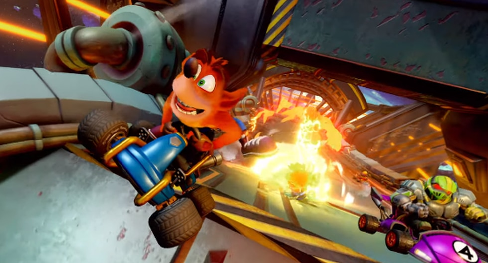 El nuevo juego Crash Team Racing: Nitro Fueled trae nuevas sorpresas a todos sus fanáticos peruanos. (Foto: PlayStation)
