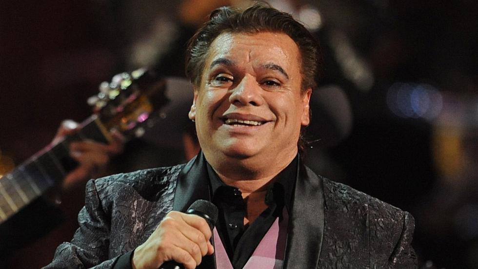 Juan Gabriel, el 'Divo de Juárez, murió hoy de un infarto